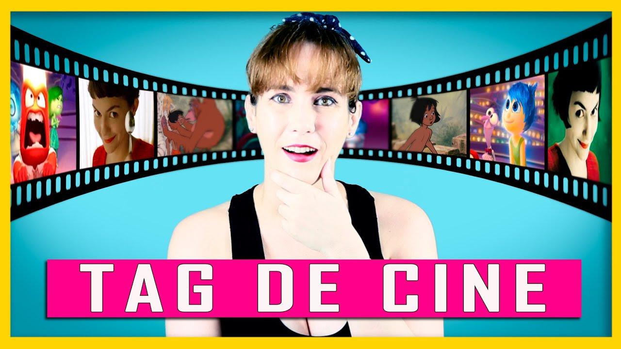 🎥 Tag de CINE- Contesto a preguntas cinéfilas/ Camila Carballo