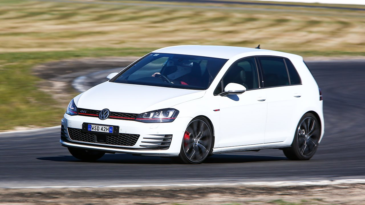 Gti Performance Package >> Vw Golf Gti Performance Pack Track Test Youtube