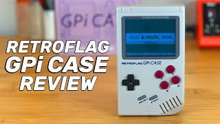 Retroflag GPi Review: The Raspberry Pi Game Boy we've been waiting for!