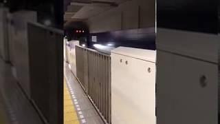 帰りに横浜市営地下鉄ブルーラインの回送電車が撮れました。