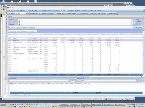 Introduction to TimeSuite .Net Project Management Grids.