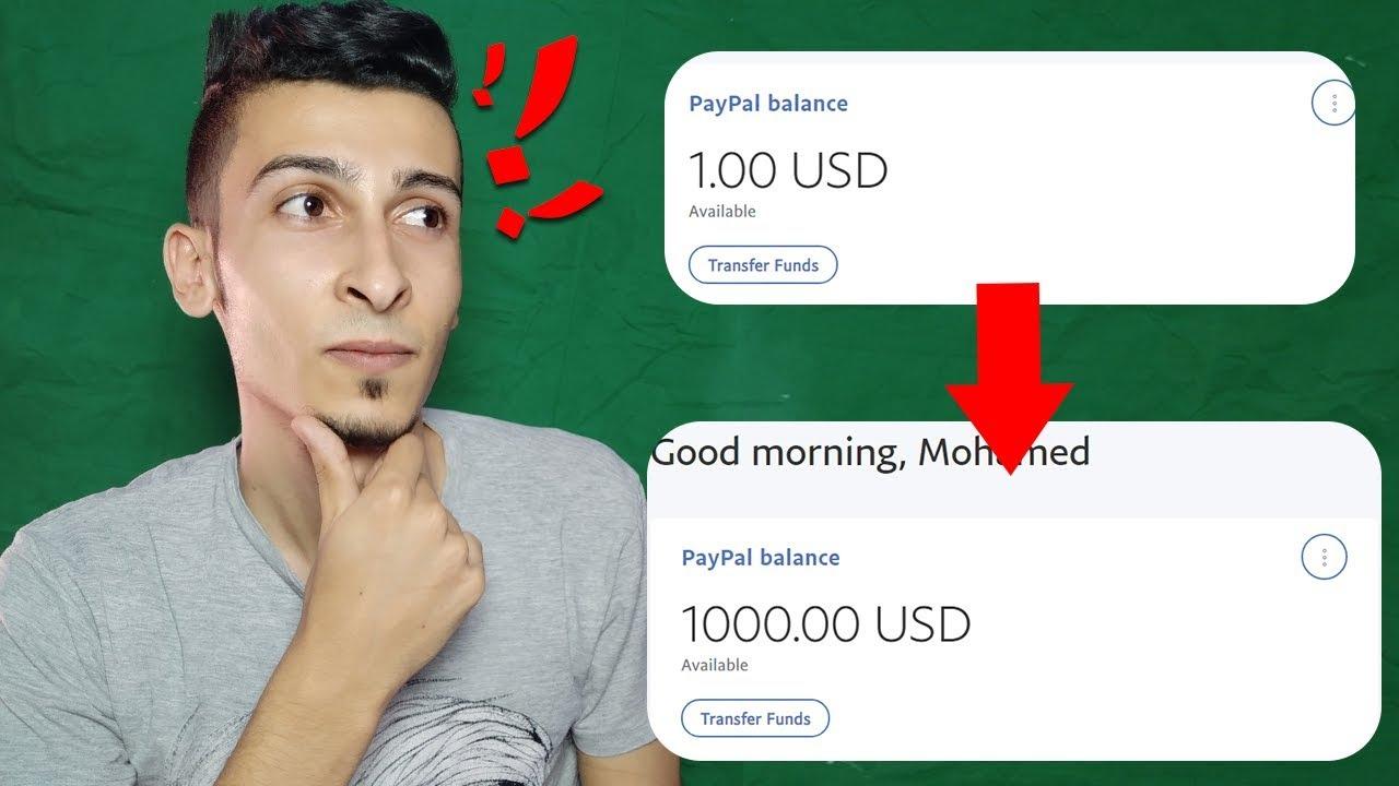 إستثمار 1$ ربح 1000$ ولكن! الربح من الانترنت