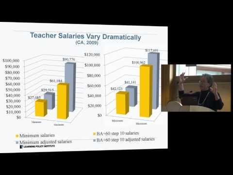 Linda Darling-Hammond on California's Emerging Teacher Shortage