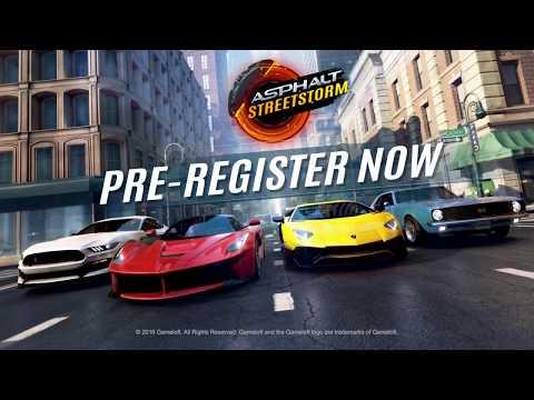 Asphalt Streetstrom Yakında Mobil Oyunlar Arasında Olacak
