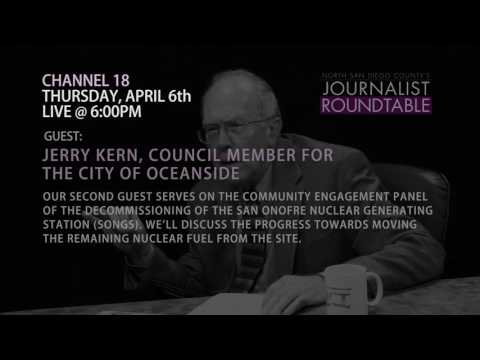 Journalist Roundtable LIVE - April 6, 2017