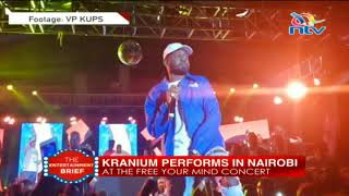 Why Kenyans are angry at Timmy T Dat after Kranium's concert