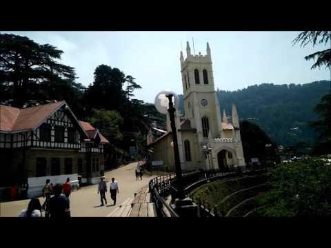 05  Shimla Mall Road