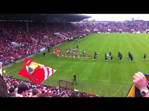 Parade Páirc Uí Chaoimh, Cork V Tipp