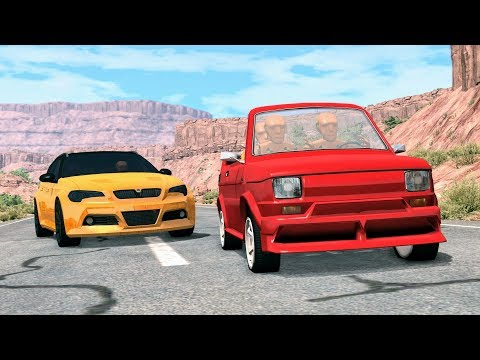 Scary Crashes #2 – BeamNG Drive