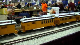 2014 Worlds Greatest Hobby - South East Pennsy GRS / G Scale