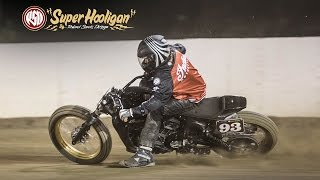 Indian Scout RSD Flat Track Racers