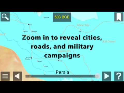 World history maps ancient apps on google play this interactive atlas of the ancient western world gives you a close up view of the area from the mediterranean to india from 3000 bce to 500 bce the map gumiabroncs Images
