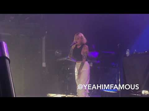 Kehlani Live at Terminal 5 in NYC for F.I.T