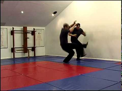 One on One Fight Sequence