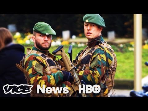 London Attack & Border Patrol Power: VICE News Tonight Full Episode (HBO)