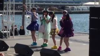 RAINBOW〜私は私やねんから〜」リリースイベント 2017年4月2日 大阪南港...
