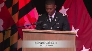 Second Lieutenant Richard Collins III Memorial
