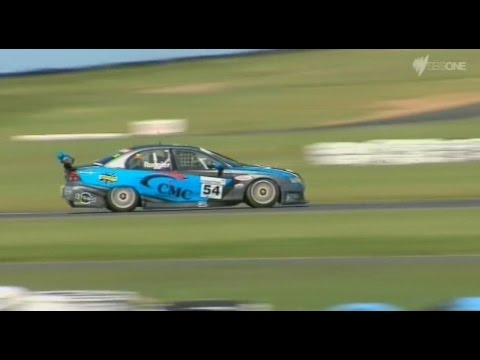 2014 V8 Kumho Touring Car Series - Wakefield Park