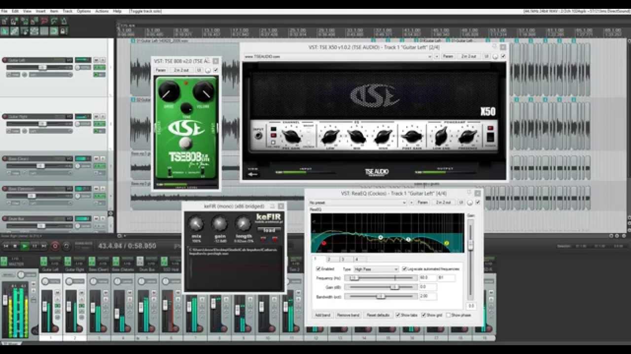 tse x50 v1 metal guitar tone free vst amp simulation youtube. Black Bedroom Furniture Sets. Home Design Ideas