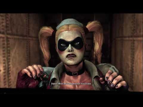 Batman Arkham Asylum Part 10: Off The Party List