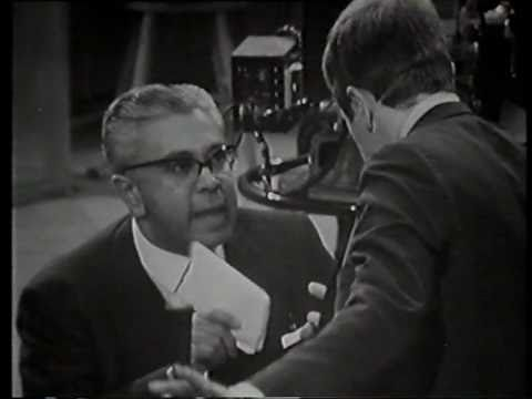 """David Frost vs Emil Savundra """"Trial By Television"""" 1967 (pt.2of2)"""