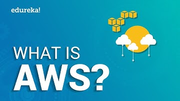 What is AWS   AWS in 10 Minutes   AWS Tutorial For Beginners   AWS Training   Edureka