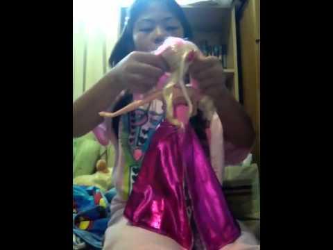 Barbie Princess & the Popstar demo