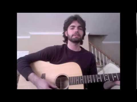 """""""Baby I'm-A Want You"""" - Bread - Acoustic Cover By Stephen Rothkopf"""