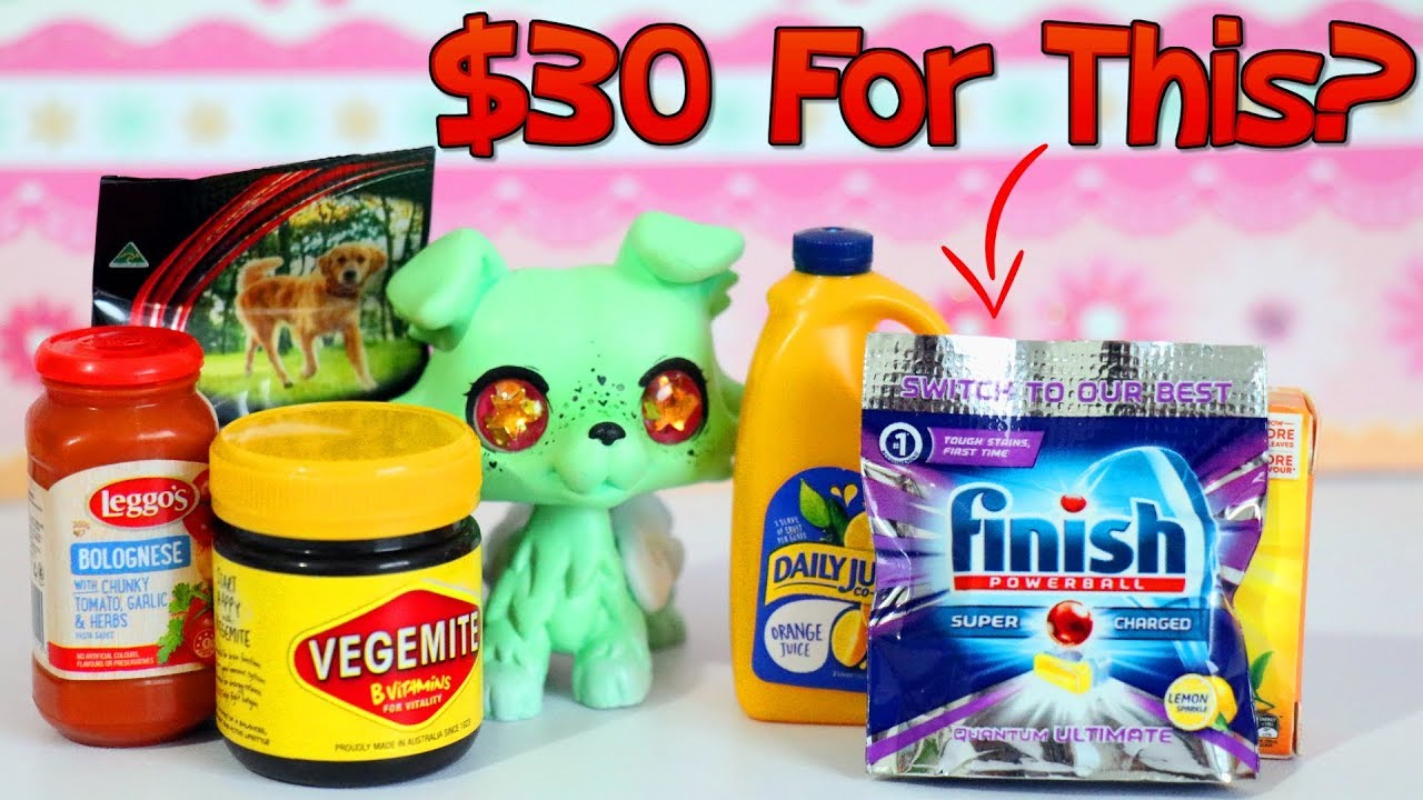 The Most Expensive Blind Bags Ever Coles Little Shop Collectables