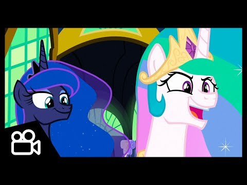 ▷Clip | Celestia and Luna Help too Much (Between Dark and Dawn) | MLP: FiM (Season 9) [HD]