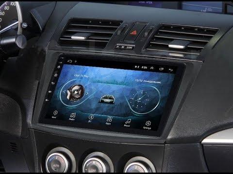 Штатная магнитола Mazda 3, Axela (2009 -2013) Android TA073