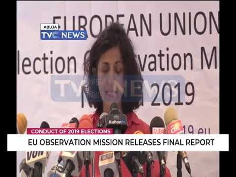 EU Observation  Mission releases final report on 2019 Elections