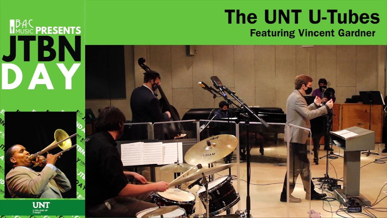 Armando's Rhumba (Chick Corea) The UNT U-Tubes (arr. Jack Courtright) ft. Vincent Gardner!