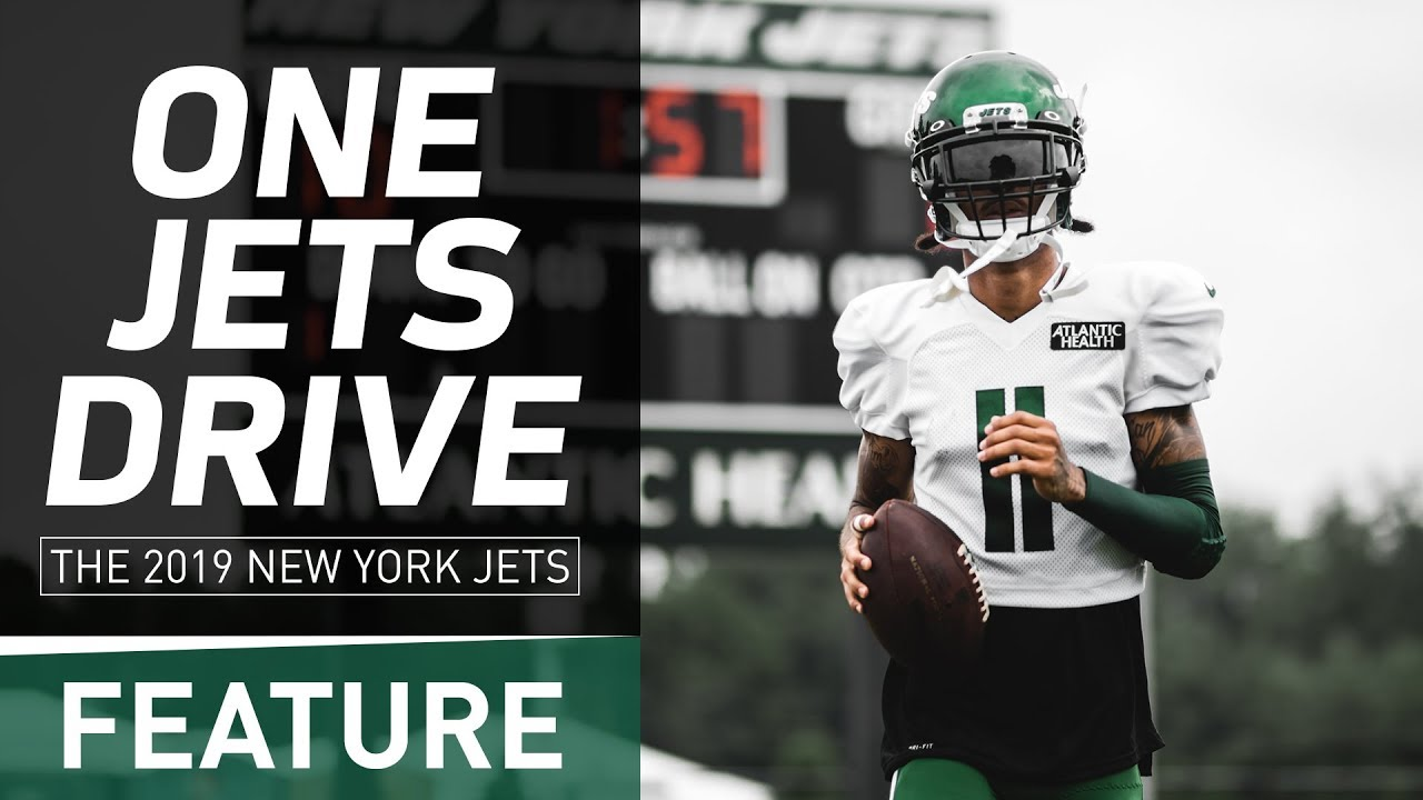 pretty nice e0fee abdbf 1JD Feature: Robby Anderson Wants To Become Explosive Duo With Sam Darnold  | New York Jets | NFL