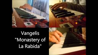 "Vangelis - Monastery of La Rabida  ""Cover by amaster1991"""