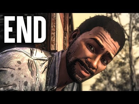 LEE! | The Walking Dead The Final Season Episode 3 - ENDING