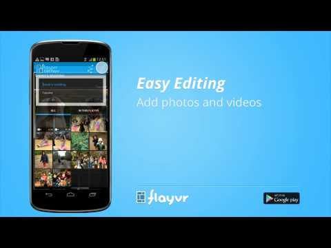 Introducing flayvr for Android