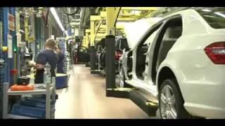 Mercedes-Benz E-Class Production - Sindelfingen Plant thumbnail