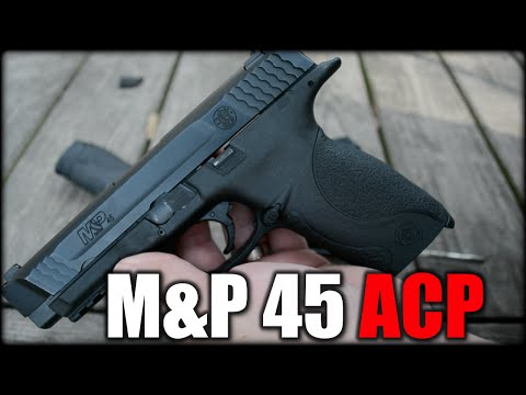 S&W M&P 45 ACP| One Year Later