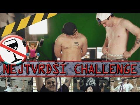 NEJTVRDŠÍ CHALLENGE ! (by PeŤan & STN + SHOW OFF)