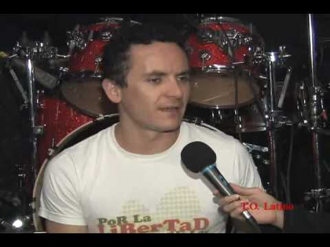 T.O. Latino Television Interview with Fonseca in Toronto