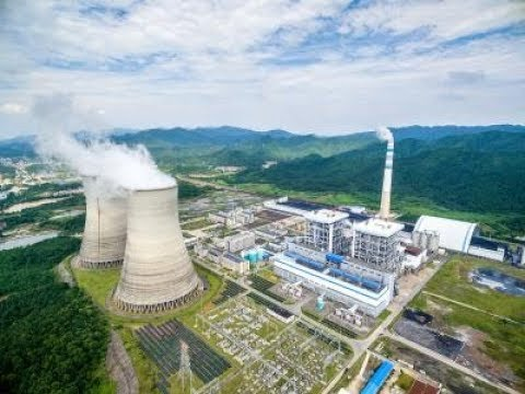 【凤凰军机处】港口油管电站 在缅布势三个一
