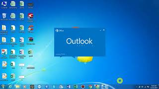 [Outlook] Fix Cannot start microsoft outlook. Cannot open the outlook window