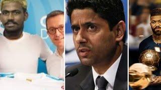 Gros soutien à Nasser.. photo WTF Mbappe dans 10 ans, Dugarry taille Payet, Thauvin garcia,  psg