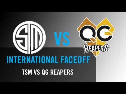 Kelsey's International Faceoff: NA's Team SoloMid vs. LPL's QG Reapers