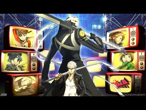 Norcal Dogfight - 102712 - Persona 4 Arena 2v2 Tournament