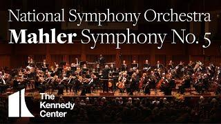 Mahler - Symphony No. 5 | National Symphony Orchestra (highlights)