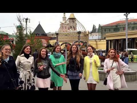 The Russians sing songs! Beloe Zlato (White gold)