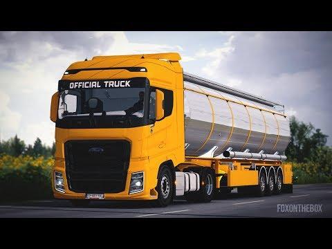 Ford F-Max & Ford Truck Dealership | Euro Truck Simulator 2 Mod