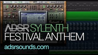 Sylenth - Anthemic Festival Lead - How To Tutorial Video